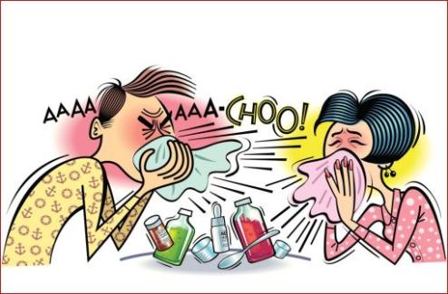 Rhume : une fiche d'aide à la dispensation des vasoconstricteurs par voie orale pour les pharmaciens