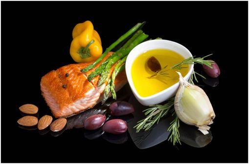 Les acides gras polyinsaturés de la série oméga-3, acide eicosapentaénoïque (EPA) et acide docosahexaénoïque (DHA), sont des acides gras essentiels.
