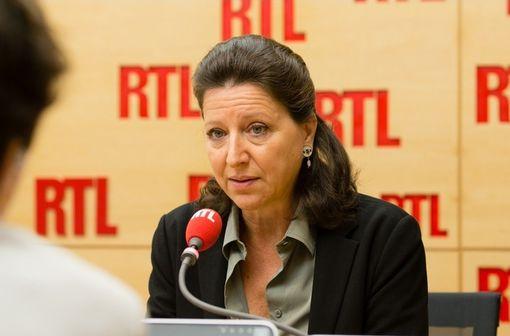 Agnès Buzyn sur RTL (11 septembre 2017, illustration).
