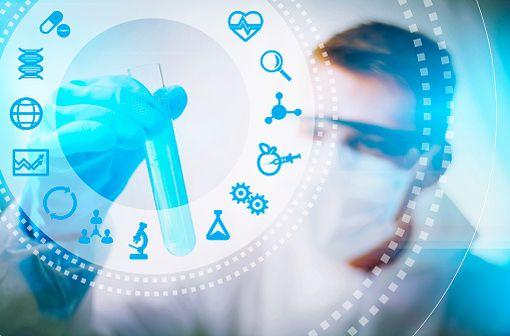 Les médicaments biologiques ou biomédicaments, sont obtenus par un procédé biotechnologique  qui implique une source biologique (protéines, cellules, etc) [illustration].