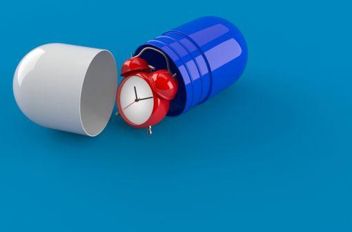 Heure d'administration des médicaments : un nouveau champ de recherche (illustration).