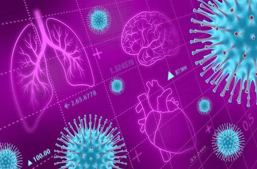 Les affections respiratoires aiguës causées par une infection au SARS-CoV-2 sont reconnues comme maladies professionnelles sous certaines conditions (illustration).