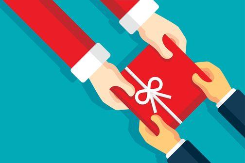 Avantages accordés par les entreprises : la nouvelle donne (illustration).