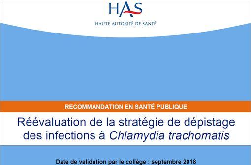 La nouvelle recommandation de la HAS a été rendue publique le 23 octobre 2018.