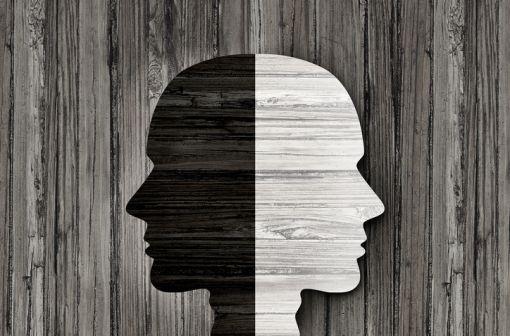 Dans sa forme la plus typique, la maladie bipolaire comporte deux phases : la phase maniaque et la phase dépressive (illustration).