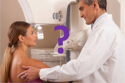 Les interrogations sur le rapport bénéfices - risques du dépistage organisé par mammographie ont débuté en 2000 et se sont amplifiées depuis (illustration).