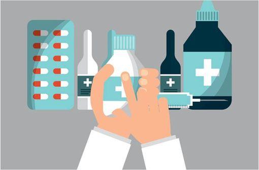Un risque de confusion entre le médicament LYTOS et le complément alimentaire LITHOS a été signalé lors de leur délivrance en pharmacie (illustration).