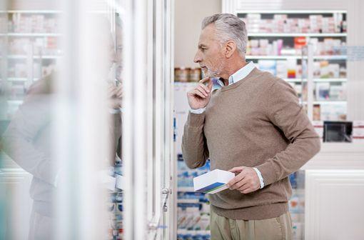 Les médicaments de médication officinale, du fait de leurs indications thérapeutiques, peuvent être utilisés sans intervention d'un médecin (illustration).