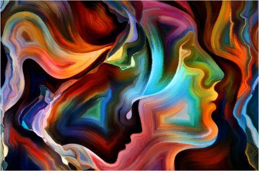 MODECATE est indiqué dans le traitement au long cours des états psychotiques chroniques (illustration).