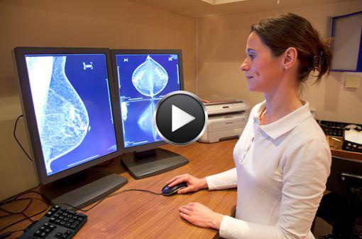 Pour le dépistage du cancer du sein, avec ou sans facteur de risques, une mammographie avec double lecture est recommandée.