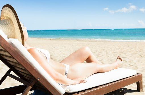 L'exposition répétée et prolongée au soleil (ou aux UV artificiels) est un facteur de risque majeur de survenue d'un mélanome (illustration).