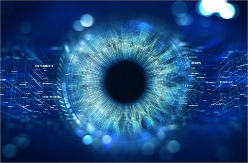 OZURDEX est un médicament anti-inflammatoire à base de dexaméthasone, sous forme d'implant à libération prolongée, injecté directement dans l'œil à l'aide d'un applicateur spécifique (illustration).