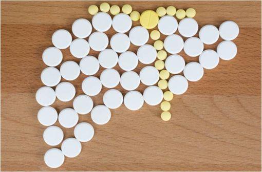 La toxicité du paracétamol pour le foie en cas de surdosage est encore insuffisamment connue (illustration).