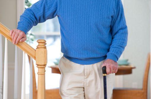 La maladie de Parkinson perturbe plus ou moins intensément la vie quotidienne (illustration).
