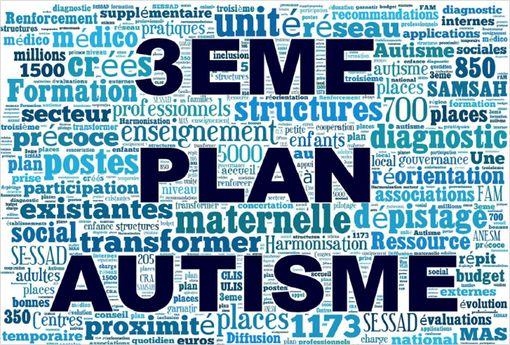 Le 3ème Plan Autisme a pour objectif de faciliter l'application des nouvelles recommandations.