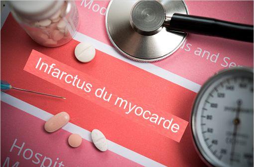 La prévention secondaire, médicamenteuse et non médicamenteuse, est importante pour diminuer les risques de complications ou de décès après un infarctus (illustration).