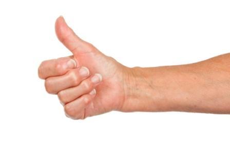 La rizarthrose est très fréquente et touche surtout la femme vers l'âge de 50 ans.