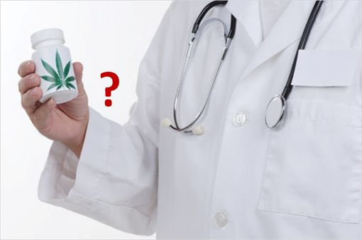 La France est un des rares pays européens où les médecins ne peuvent toujours pas prescrire du SATIVEX (illustration).