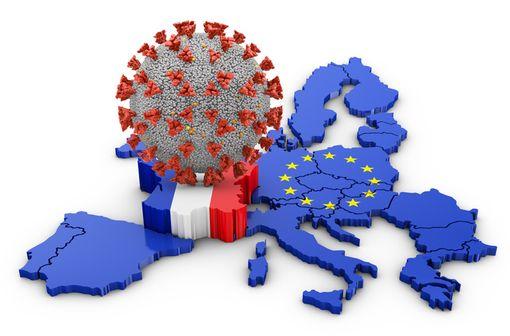 L'évolution de l'épidémie selon Santé publique France (illustration).