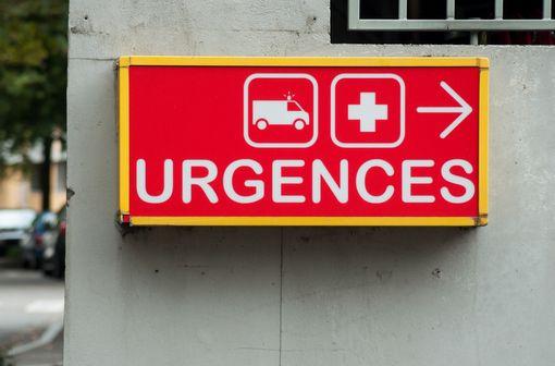 Augmentation des urgences hospitalières et des séjours en réanimation (illustration).