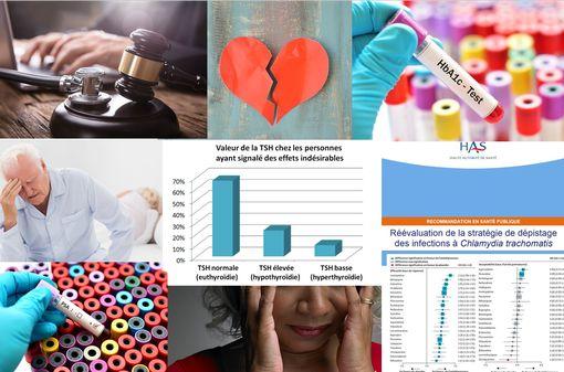 Les 10 articles de VIDAL les plus lus par les médecins en 2018