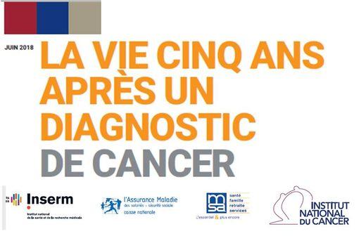 VICAN5 : 5 ans après un diagnostic de cancer, 33 % des patients n'ont pas de suivi en médecine générale