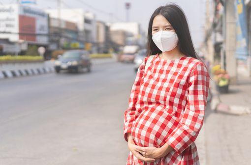 La survenue d'une fièvre pendant la grossesse, un motif de consultation en urgence (illustration).