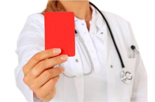 Plusieurs articles de la future loi de santé suscitent l'ire de représentants des médecins libéraux, hospitaliers et en formation (illustration).