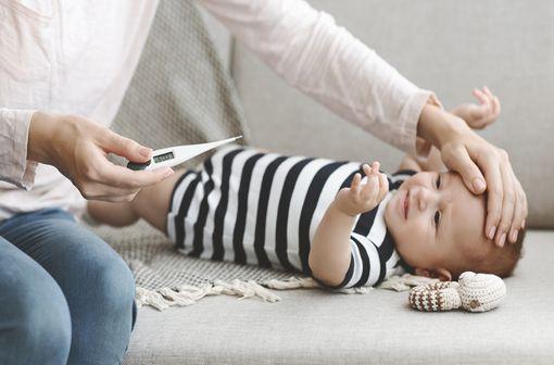COVID-19 : quel risque pour les nourrissons ?