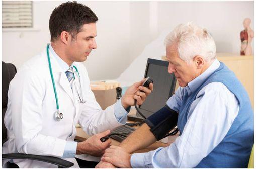 L'olmésartan est indiqué dans le traitement de l'hypertension artérielle essentielle (illustration).
