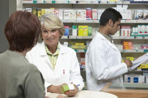 Les médicaments d'automédication à base de codéine ne sont pas en libre accès, ils doivent être demandés au pharmacien.
