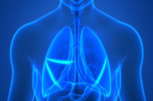 Bilan fonctionnel respiratoire chez les patients suivis en ambulatoire ayant une dyspnée d'effort (illustration).