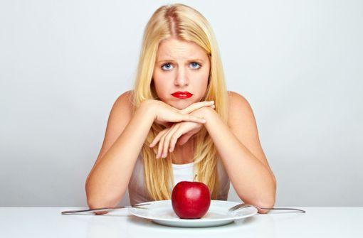 Les régimes trop restrictifs ne sont ni agréables, ni efficaces à moyen et long terme (illustration).